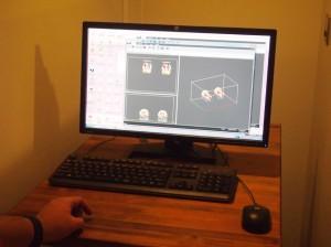 3Dプリンタのセット