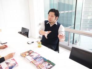 岡田伸一さんインタビュー